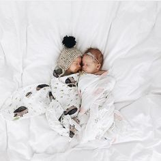 Hedgehog & Peony Swaddles are back! These are 2 of the most popular prints so grab them quick!   mandinelson_ @whitneyjohnson