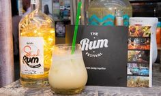 Groupon - The Rum Festival, General Admission Ticket and Cocktail, 10 - 11 November, Lincoln (Up to 50% Off) in The Rum Festival Ltd. Groupon deal price: £10
