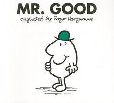 Mr. Good • English Wooks