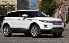 Loving the look of the new Range Rover Evoque.
