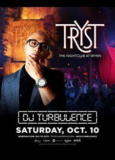 DJ Turbulence at Tryst Nightclub