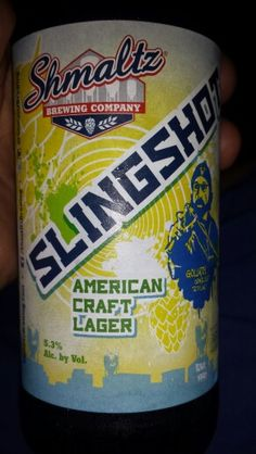 AMERICAN CRAFT LAGER GOOD BEER!!