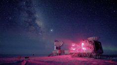 US-Forscher entdecken Gravitationswellen vom Urknall: Die Antworten auf das größte Geheimnis des Universums