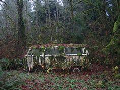 Dharma Van. Lost.
