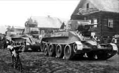 Finnish BT5s