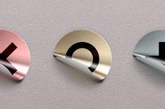 Psd Foil Sticker Badges