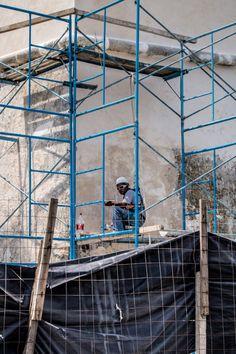 ©Sin titulo, de la serie: Maitros rompiendo historía. 14 de Marzo 2013, Campeche, Camp; México