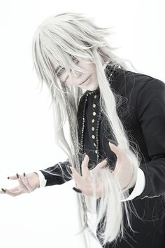 Sakuya Undertaker Cosplay Photo - WorldCosplay