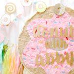 Pastel Donut Birthday Party on Kara's Party Ideas | KarasPartyIdeas.com (1)