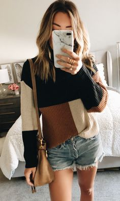 "150 Fall Outfits to Shop Now Vol. 2 This is the second part of the fall outfits 2018 guide with all the outfits you'll need to shop now."", ""pinner"": {""username"": ""first_name"": ""Rachna"", ""domain_url"": null, ""is_default_image"": false, ""image_medium_url"":. Fall Outfits 2018, Mode Outfits, Spring Outfits, Casual Outfits, Fashion Outfits, Fashion Tips, Fashion Trends, School Outfits, Autumn Outfits"