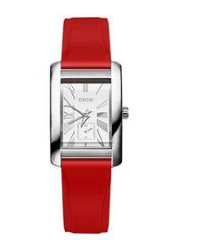 a710a958046 SINOBI New Fashion Women s Wrist Watches Waterproof Silicone Watchband  Ladies Bracelet Watch Female Chic Clock Relogio Feminino