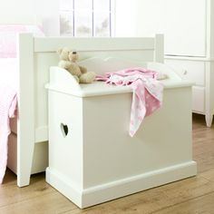 toybox idea -slender for smaller rooms