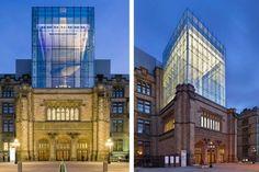 KPMB Architects, renovation, Canadian Museum of Nature, museum, glazed, glass, Ottawa, Canada, natural light. Architecture, Daylighting, Green renovation, green Interiors,