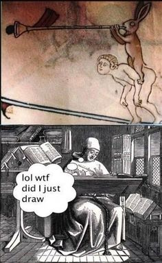 lol wtf did I just draw. Laugh your self out with various memes that we collected around the internet. History Guy, Art History Major, Art History Memes, Funny History, Nasa History, Classical Art Memes, Funny Shit, Funny Cute, Hilarious
