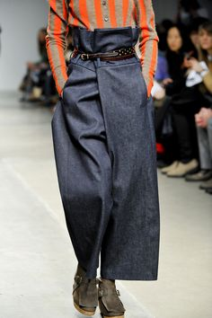 "These reminded me of my ""Willi Wear"" paper bag trousers that I wore in the early 80's <3"