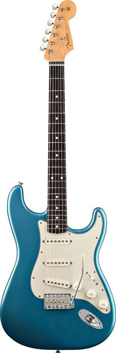 Fender Classic Series '60s Stratocaster At a time when musicians were altering, incinerating and evoking sounds never experienced or imagined by anyone at Fender, rock music came into its own. The Str