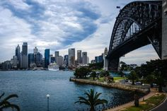 Cruise the historic bridges of Sydney guided by architectural experts.  (Photo: John Donegan/ABC News)