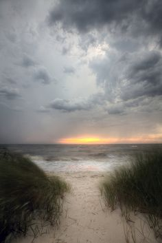 Storm over the Bay by MikeSperlak, via Flickr