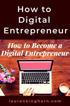 Would you like to become a Digital Entrepreneur? Here's what it is, the benefits and drawbacks, how to get started and how to scale. How To Make Money, How To Become, Own Your Own Business, Event Company, Tax Deductions, Entrepreneur Inspiration, Competitor Analysis, Online Entrepreneur, Virtual Assistant