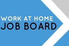 Work at Home Job Board - Dream Home Based Work