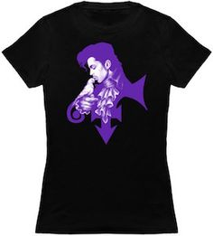 Prince When Doves Cry T-Shirt