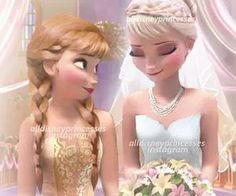 Oh ho ho! Elsa's getting married! I wonder who the guy will be . Don't anyone dare say Jack Frost.<<< JACK FROST<<< but she's 21 and Jack Frost is like but technically jack is immortal or something and is probably older than Elsa Disney Princess Fashion, Disney Princess Drawings, Disney Princess Art, Disney Princess Pictures, Disney Fan Art, Disney Drawings, Princesa Disney Frozen, Disney Frozen Elsa, Frozen Movie