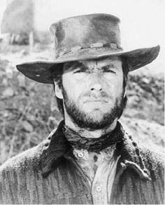 """Clint Eastwood and all of those """"Spaghetti Westerns"""" Scott Eastwood, Western Film, Western Movies, Clint Eastwood Pictures, Westerns, Non Plus Ultra, Chuck Norris, Famous Faces, Film Movie"""