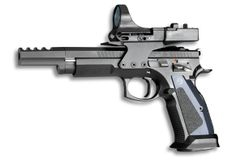 CZ 75 TS CZECHMATE 9mm