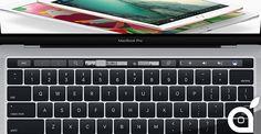 La Touch Bar del MacBook Pro è una cosa seria: Apple vieta i giochi le animazioni e tante altre cose