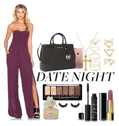 """""""Simply but Sultry"""" by valerie-gonzalez-i ❤ liked on Polyvore featuring Forever 21, Essie, Michael Kors, NARS Cosmetics, Chanel and Marc by Marc Jacobs"""