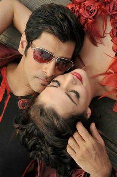 Vikram and Amy Jackson in Tamil film Ai. #Style #Kollywood #Fashion #Beauty