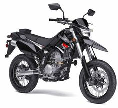 Kawasaki KLX 250 Black Special Edition - Motorsport Galleries | Net