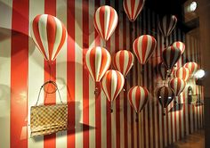 Louis Vuitton windows 2013 Summer, Budapest