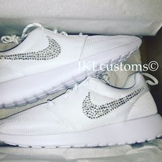 lowest price 3af80 99e36 Image of Nike Roshe Run SWAROVSKI Diamonds. Nike Shox, Nike Roshe Run,  Running