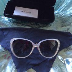 Ralph Lauren pearl sunglasses rare no scratches Ralph Lauren Accessories Sunglasses