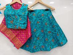 Order #AF KitKat Kid's Lehenga CHOLI₹1040 on WhatsApp number +919619659727 or ArtistryC.in Kids Lehenga Choli, Saree, Anarkali, Kurti, Salwar Kameez, Lehenga Designs, Exclusive Collection, Girls Wear, Salwar Suits