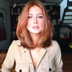Marina Ruy Barbosa long bob