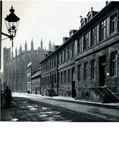 Berlin 1930er-die Niederlachstrasse