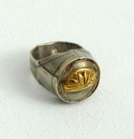 love Kate Jenks jewelry, it feels like it was just dug out of a treasure chest from deep under the sea.