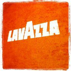LAVAZZA naranja
