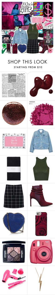 """""""I Just Hope That It Gets To You, I Hope That You See This Through"""" by luvmrb61899 ❤ liked on Polyvore featuring Eve Snow, Urban Decay, Barry M, Étoile Isabel Marant, Toast, Kershaw, Topshop, Miss Selfridge, Stuart Weitzman and STELLA McCARTNEY"""