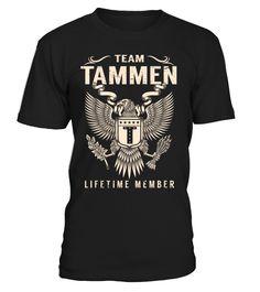 Team TAMMEN Lifetime Member