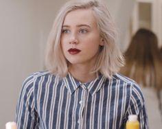 Bilderesultat for skam noora hår