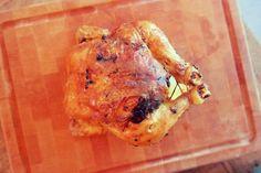 Roast chicken from littletimetocook.com