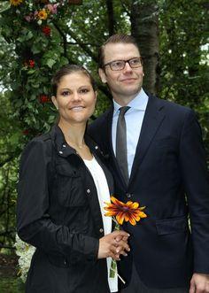 Princess Victoria and Prince Daniel