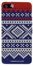 Norwegian sweater inspired iPhone cover