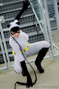 Catwoman Cosplay par Dayna Baby Lou - http://www.2tout2rien.fr/catwoman-cosplay-par-dayna-baby-lou/