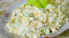 Skúste ho k rezňom namiesto zemiakov a nebude vám ťažko: Výborný zelerový šalát, pomôže aj pri chudnutí! Cooking Light, Russian Recipes, Potato Salad, Cauliflower, Food And Drink, Health Fitness, Low Carb, Vegetarian, Healthy Recipes