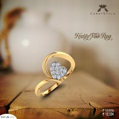 Marriages are made in heaven and kept together by jewellery stores. #ring #diamond #jewelry #engagement #caratstyle #fashion #lifestyle