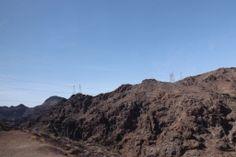 Heading toward Boulder City, Hoover Dam